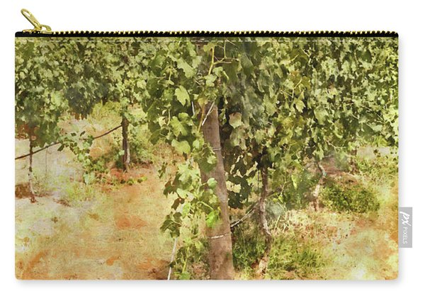 Napa Vineyard In The Spring Carry-all Pouch