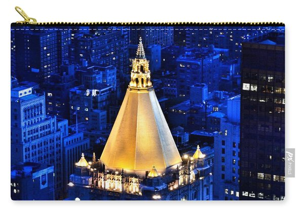 New York Life Building Carry-all Pouch