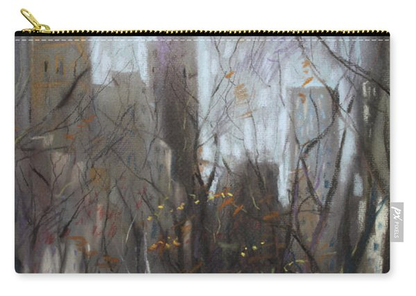 Nyc Central Park Carry-all Pouch