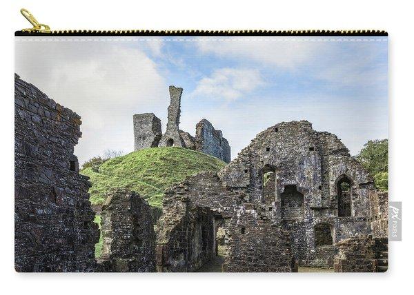 Okehampton Castle - England Carry-all Pouch