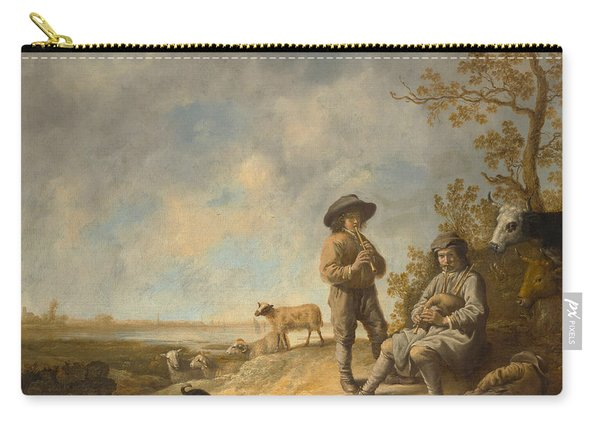 Piping Shepherds Carry-all Pouch