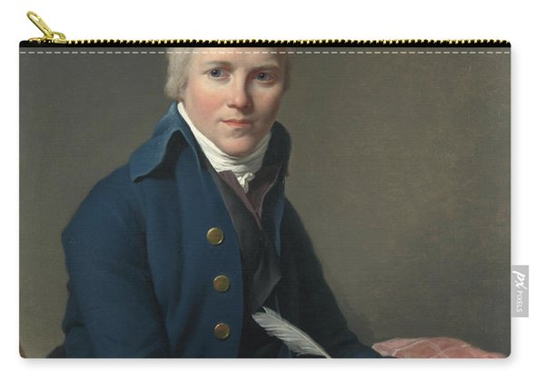 Portrait Of Jacobus Blauw Carry-all Pouch