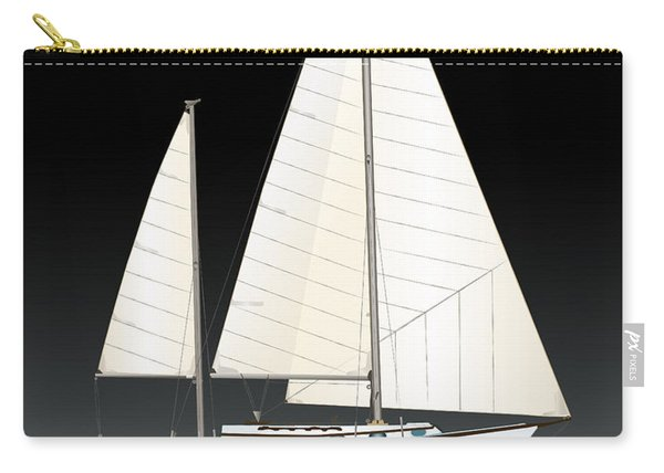 Princess Sailboat Carry-all Pouch