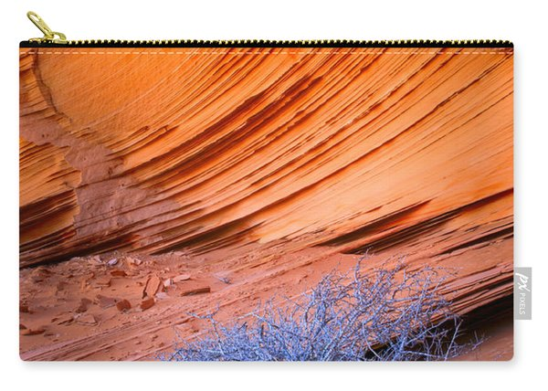 Juniper And Sandstone Carry-all Pouch