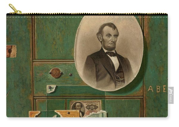 Reminiscences Of 1865 Carry-all Pouch