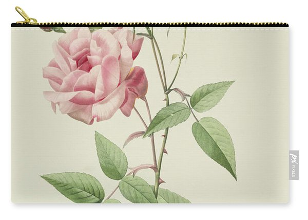 Rosa Indica Vulgaris Carry-all Pouch