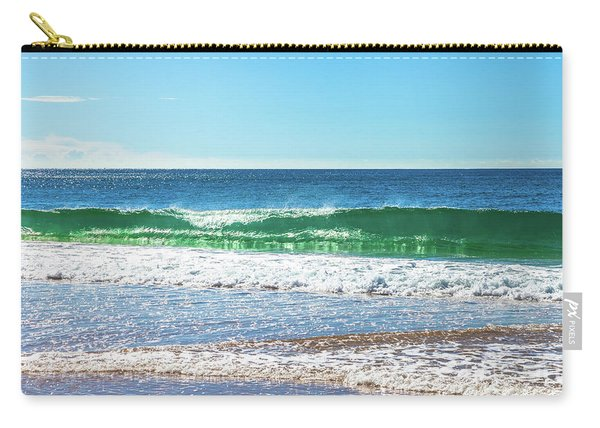 Carry-all Pouch featuring the photograph Royal National Park by Benny Marty