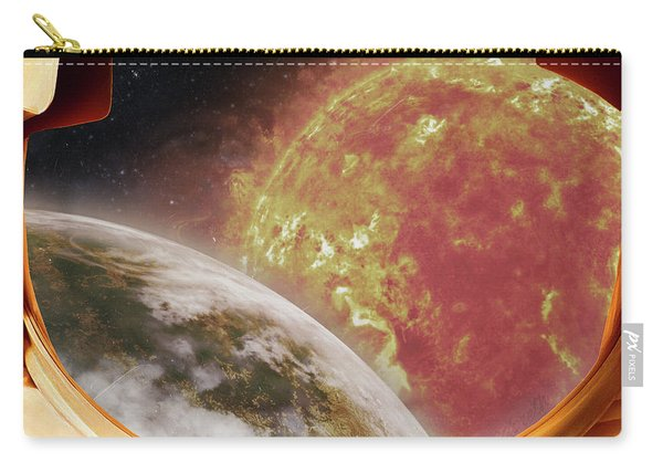 Sci Fi Carry-all Pouch