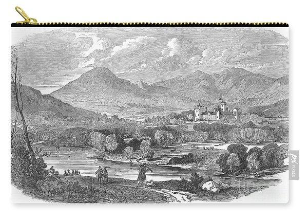 Scotland: Balmoral Castle Carry-all Pouch