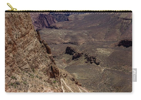 South Kaibab Trail Carry-all Pouch