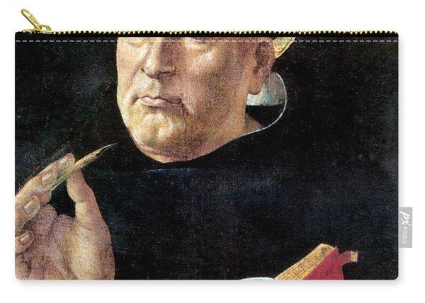 St. Thomas Aquinas Carry-all Pouch