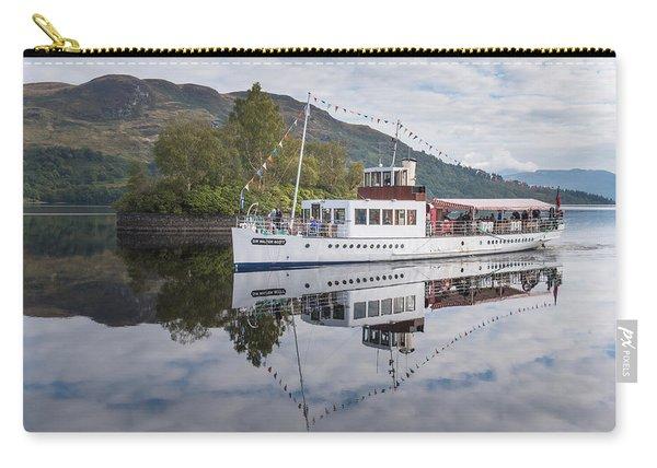 Steamship Sir Walter Scott On Loch Katrine Carry-all Pouch