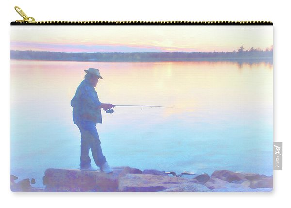 Sunrise Fisherman Carry-all Pouch