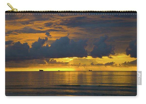 Sunrise Miami Beach Carry-all Pouch