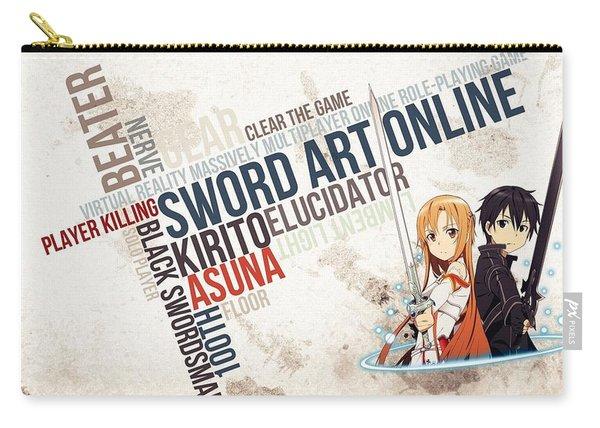 Sword Art Online Carry-all Pouch