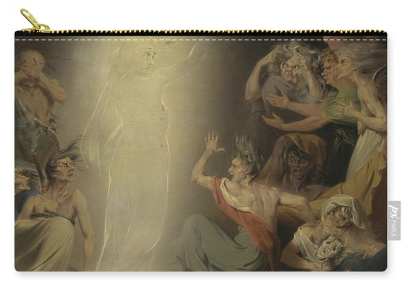 The Ghost Of Clytemnestra Awakening The Furies Carry-all Pouch