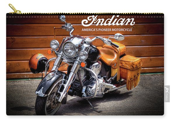 The Indian Motorcycle Carry-all Pouch