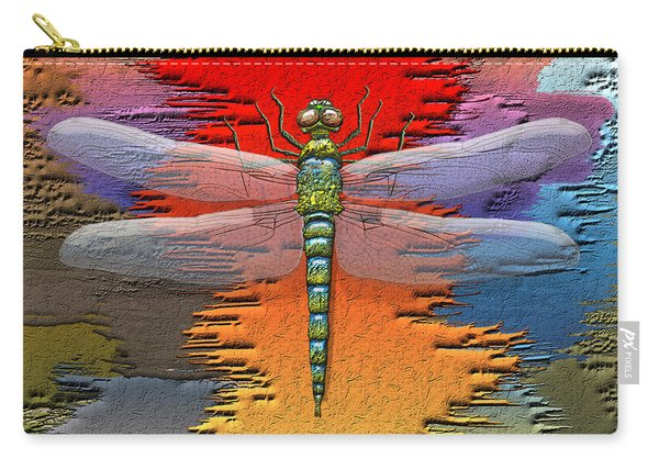 The Legend Of Emperor Dragonfly Carry-all Pouch