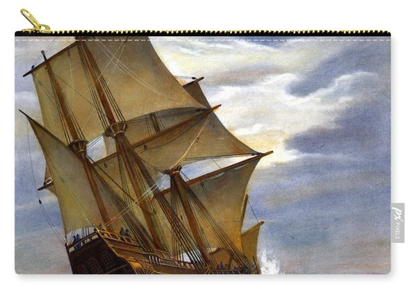 The Mayflower Carry-all Pouch