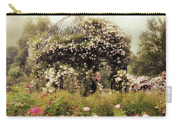 The Rose Gazebo Carry-all Pouch