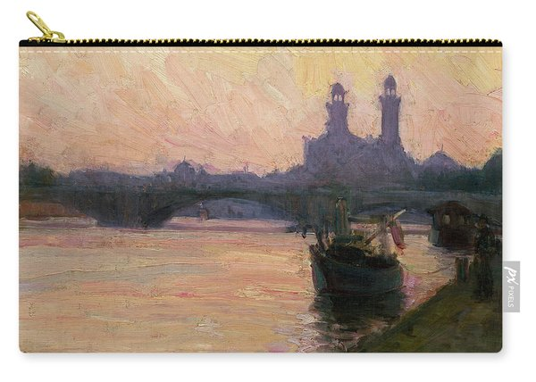 The Seine Carry-all Pouch