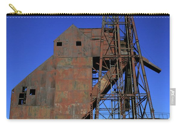 Theresa Mine Carry-all Pouch