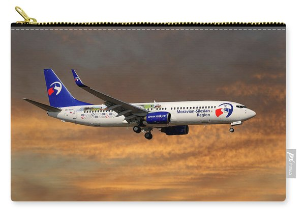 Travel Service Boeing 737-8cx Carry-all Pouch
