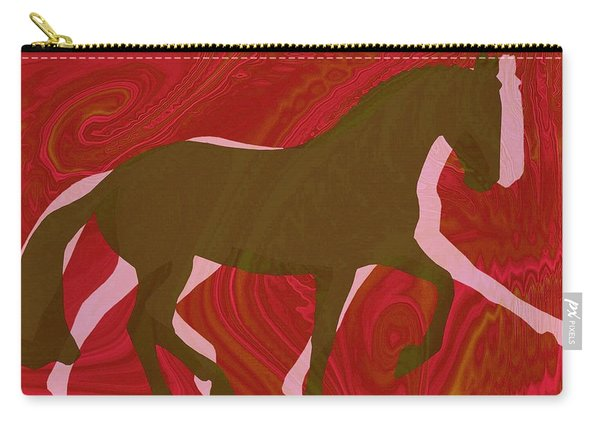 Up The Levels Artwork Carry-all Pouch
