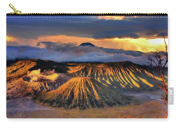 Volcanoes Carry-all Pouch