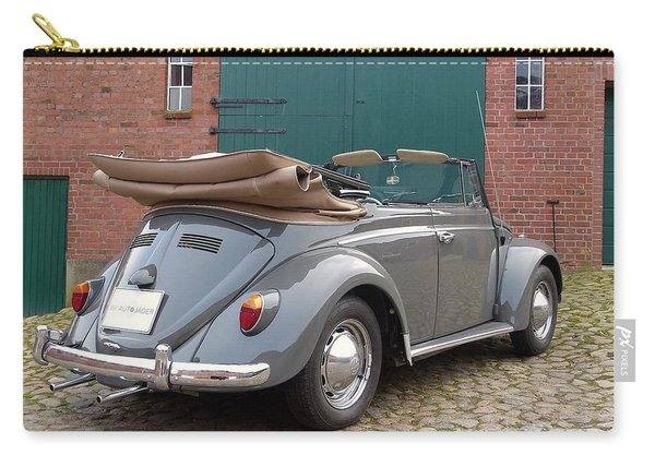 Volkswagen Beetle Carry-all Pouch