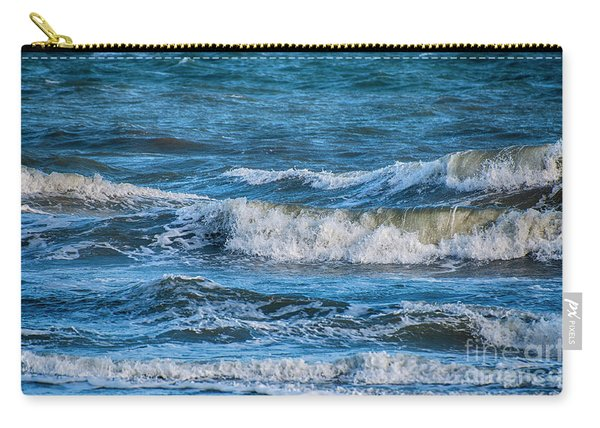Wave Action Carry-all Pouch
