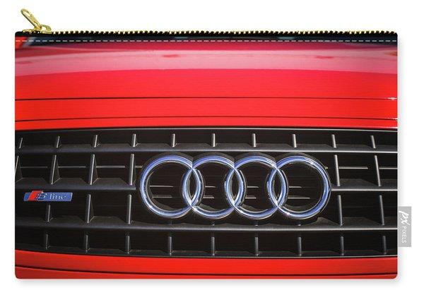 2002 Audi Emblem -0083c2 Carry-all Pouch