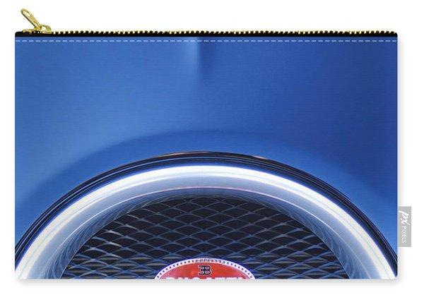 2008 Bugatti Veyron Hood Ornament Carry-all Pouch