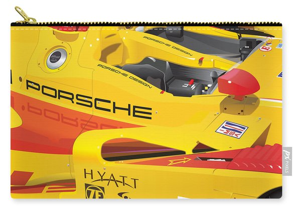 2008 Rs Spyder Illustration Carry-all Pouch