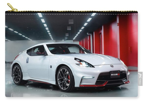 2015 Nissan 370z Nismo 3  2 Carry-all Pouch