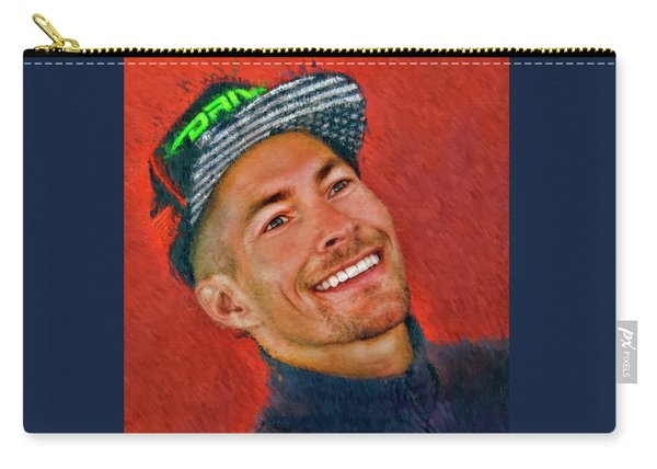 2016 Nicky Hayden Carry-all Pouch