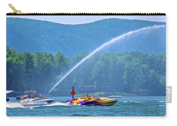 2017 Poker Run, Smith Mountain Lake, Virginia Carry-all Pouch