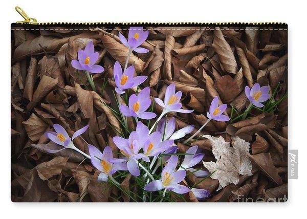 2017, Springtime Carry-all Pouch
