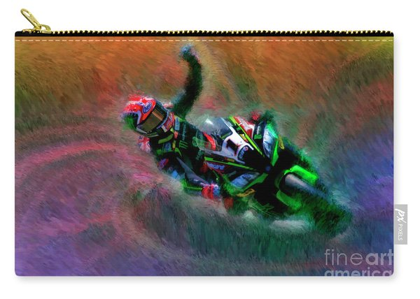 2018 World Superbike Jonathan Rea Victory Punch Carry-all Pouch