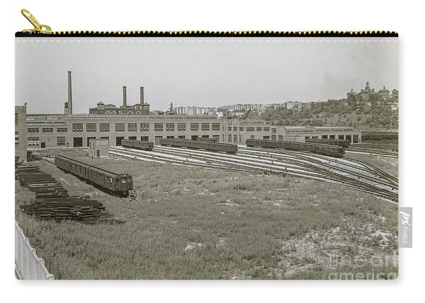 207th Street Railyards Carry-all Pouch