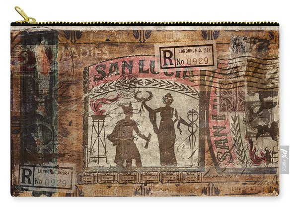 21 Ladies San Lucia Carry-all Pouch