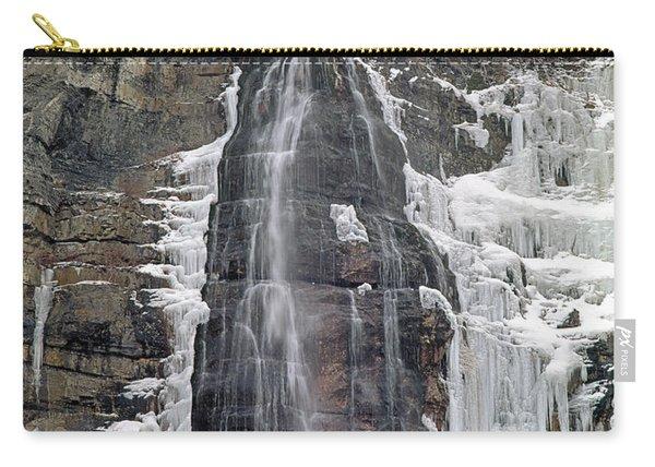 212m40 Bridal Veil Falls Utah Carry-all Pouch