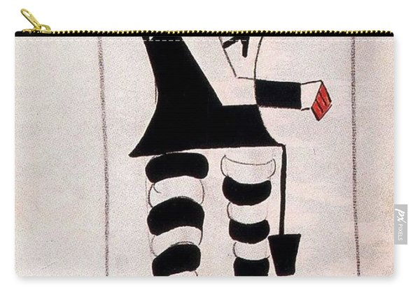 23106 Kazimir Malevich Carry-all Pouch