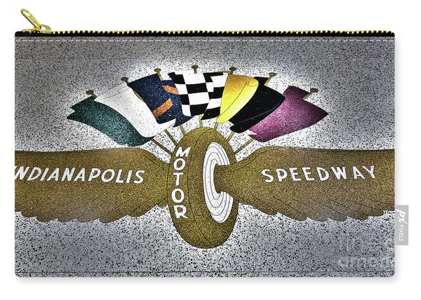 Indy Race Car Museum Carry-all Pouch