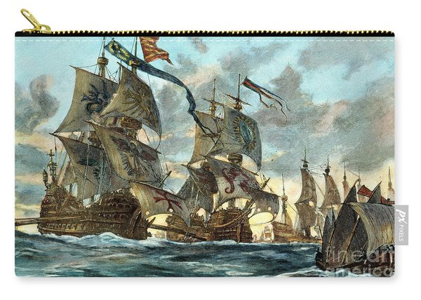 Spanish Armada (1588) Carry-all Pouch