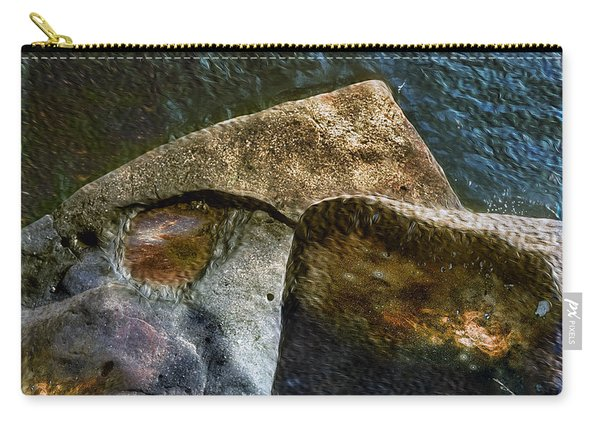 Stone Sharkhead Carry-all Pouch