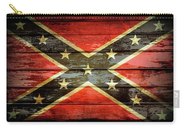 Confederate Flag 2 Carry-all Pouch