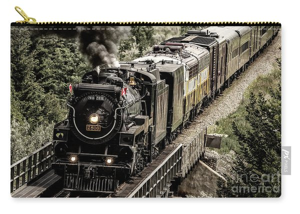 2816 Empress At Seebee Crossing Carry-all Pouch
