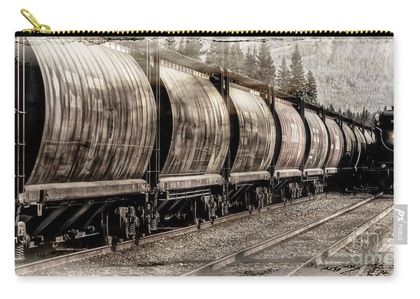 2816 Empress Passing Grain Carry-all Pouch