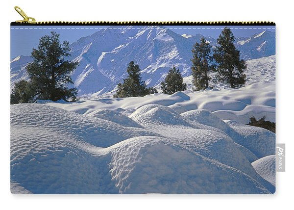 2m6402 Mt. Tom From Sherwin Grade Carry-all Pouch